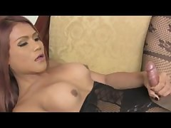 Shemale CUMpilation - Pretentiously Slew