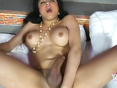 Latina Shemale Keira Verga surrounding..