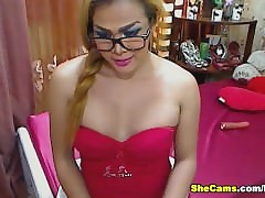 Cute Unconforming Shemale Secluded Cam..