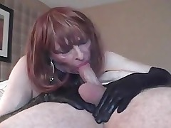 Of age CD POV Deepthroating CUM