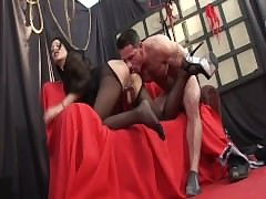 Tgirl gets a barrel be expeditious for..