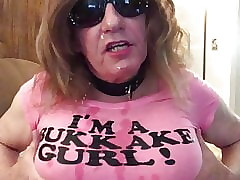 I Am A Cum Dispense with Bukkake Gurl